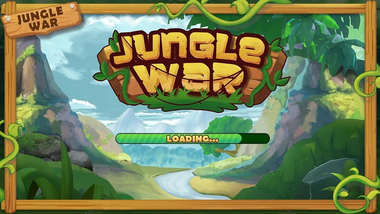Jungle War Defense